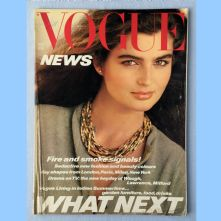 Vogue Magazine - 1980 - August